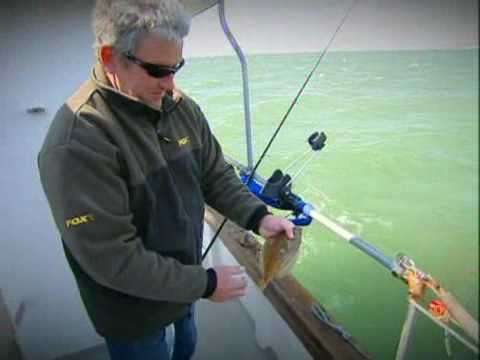 Dab Fishing With Keith Arthur On Sky Sports