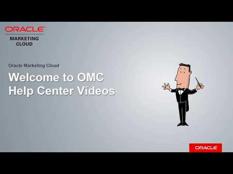 Welcome to OMC Help Center Videos
