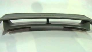 Nissan 370Z EVO-R Highwing ABS rear spoiler from Pin Hsiu Rubber Co. Ltd. ID12811