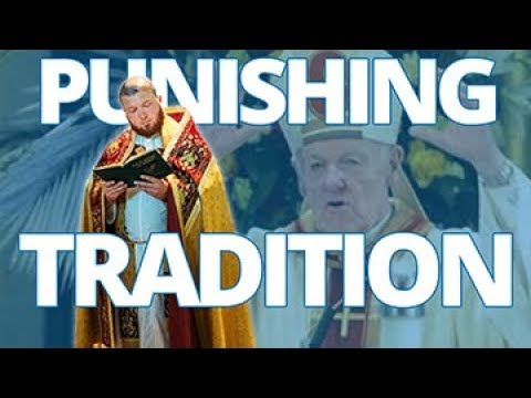 The Download—Punishing Tradition
