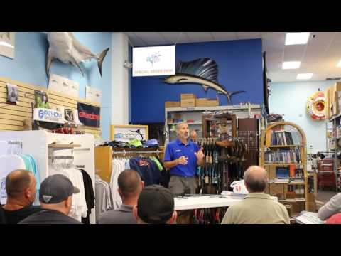 Tuna Chunking Seminar with FishTalk's Lenny Rudow
