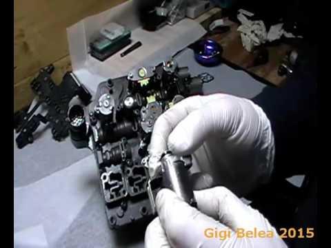 Transmission repair manuals 02E DSG DQ250 | Instructions for