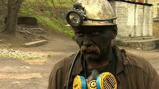 Что донецкие шахтеры думают о будущем Украины - BBC Russian(, 2014-04-10T17:32:50.000Z)