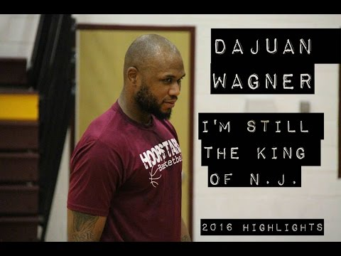 """DAJUAN WAGNER """"I'M STILL THE KING OF NEW JERSEY"""" 2016 HIGHLIGHTS (Best N.J. Player of All Time)"""