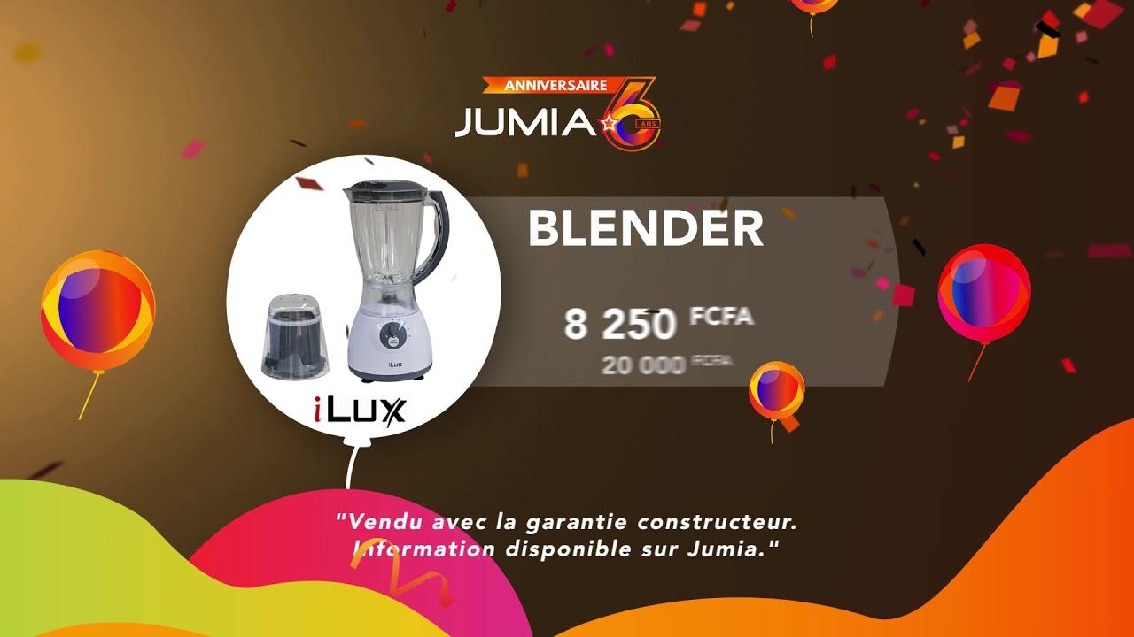 Super Cadeaux Jumia Anniversaire 6 Ans