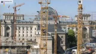 Berlin -- neue Hauptstadt des vereinten Deutschland