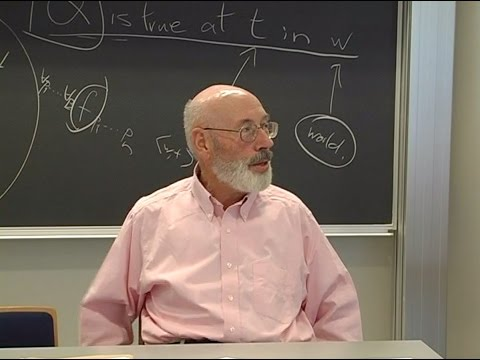 """Max Cresswell lecture: """"Arthur Prior - The History of Temporal and Modal Logic …"""""""