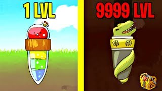Drill Evolution *NEW UPDATE* Drill Evolution MAX LEVEL DRILL! ALL DRILLS IN DRILL EVOLUTION!