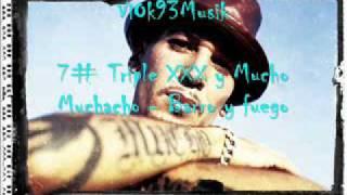 7# Triple XXX y Mucho Muchacho - Barro y fuego