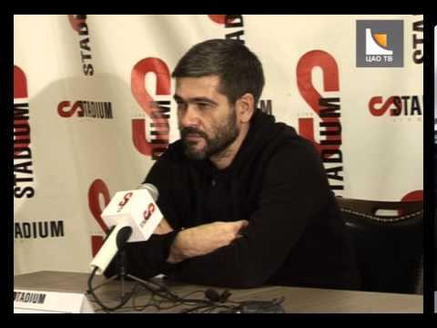 Александр Васильев, СПЛИН: Я не занимаюсь политикой...