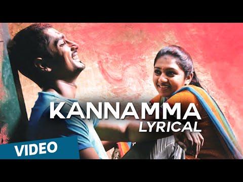 Kannamma Official Full Song with Lyrics | Jigarthanda