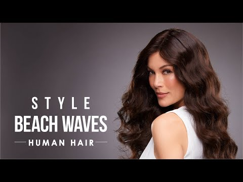 how to style beach hair how to style human hair wigs for waves human hair 9264 | hqdefault