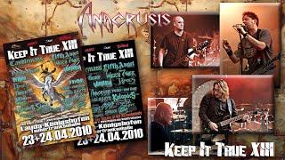 ANACRUSIS - Live at KEEP IT TRUE XIII (April 23, 2010) HD