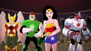 DC COMICS & IMAGINEXT PRESENT: Chapter 14: Robot Ruckus