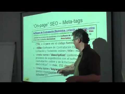 Intoducción en SEO (Search Engine Optimization) - Español