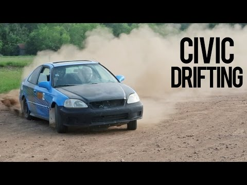 FWD DRIFTING @ Rally Ready