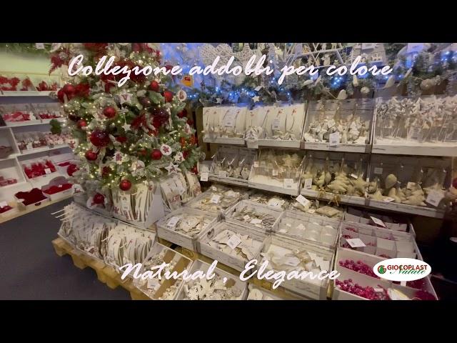 collezione Natale per colore - Natural Elegance
