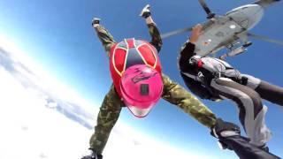 видео Захватывающие мифы о парашютном спорте. ТОП-10