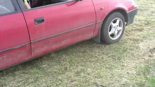 Subaru Justy II 96rocnik na kriz druha strana