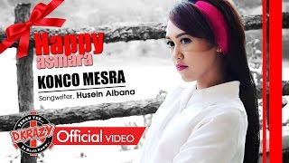 KONCO MESRA - HAPPY ASMARA [Official Music Video]