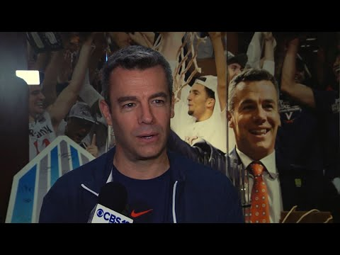 MEN'S BASKETBALL - Tony Bennett Pre Maryland Press Conference