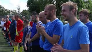 Турнир по мини футболу памяти Николая Метлушко