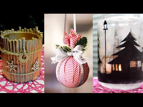 15 christmas winter diy projects simple crafts and ideas 2018