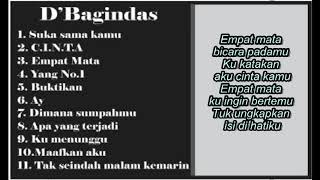 Download Mp3 Album Lagu Pilihan Terbaik D'bagindas  Lyrics
