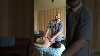 Мануальная терапия американцу по русски