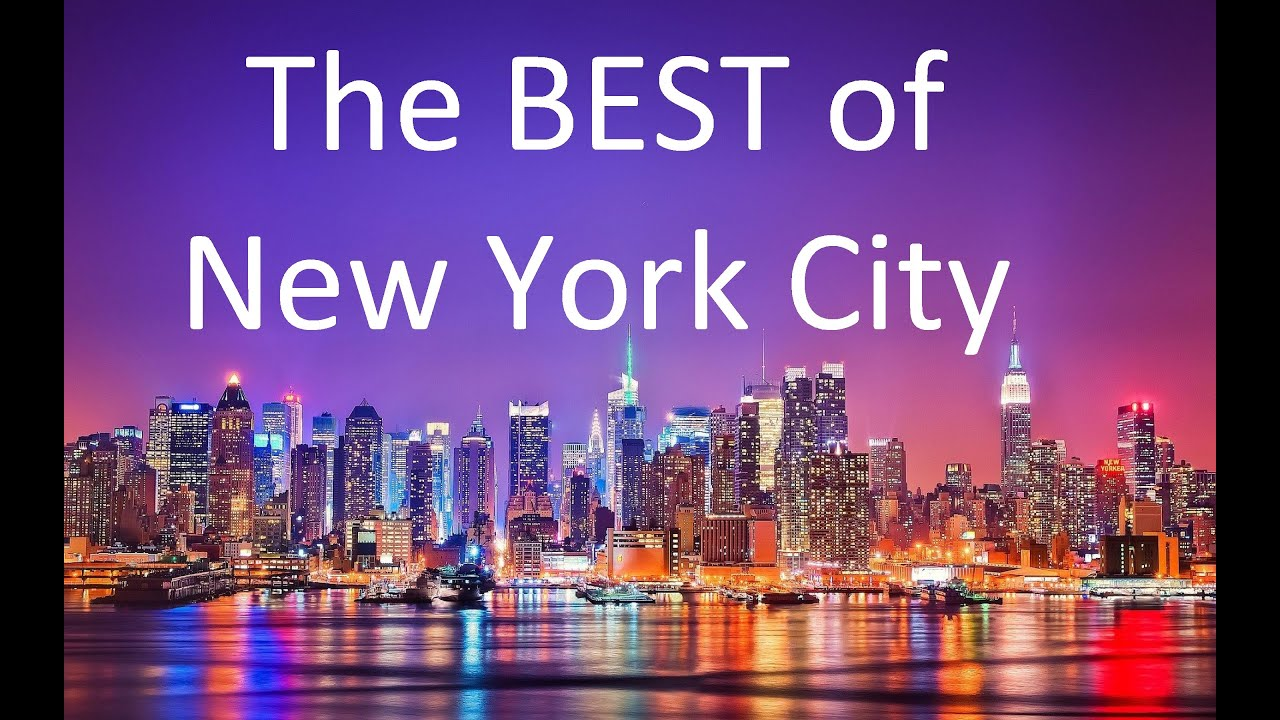 New york city top 10 places to visit youtube for Main attractions in new york city