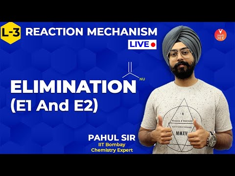 1.4 REACTION MECHANISMS -class 12 (Organic Chemistry) from YouTube · Duration:  20 minutes 14 seconds