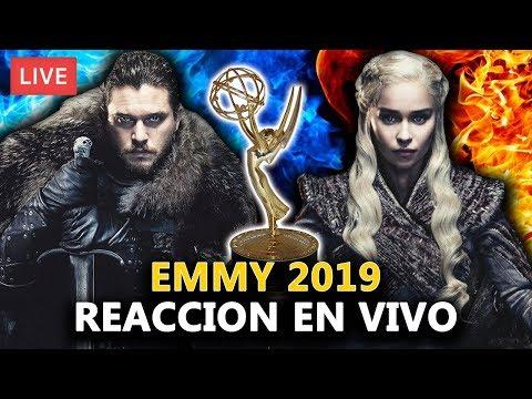 EMMYS 2019: EN VIVO DESDE LOS ANGELES | REACCION Y ANALISIS