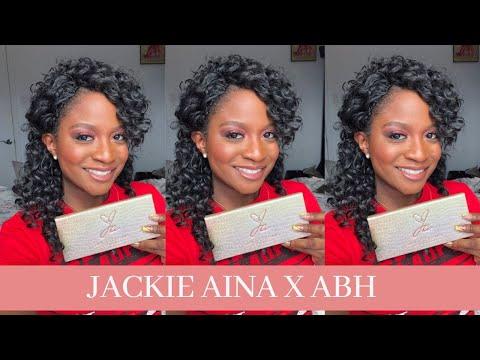 Jackie Aina x ABH Collab thumbnail