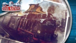 Rail Nation - Postcards
