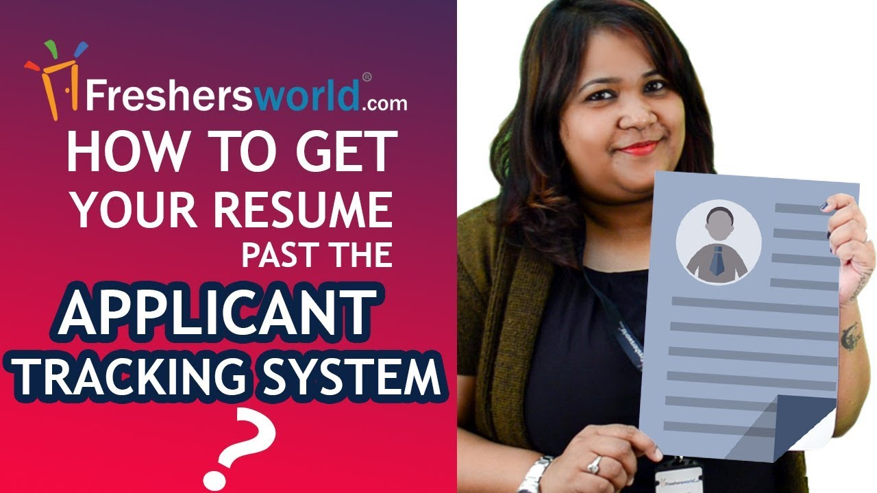 how to get your resume past the applicant tracking system ats beat the robots