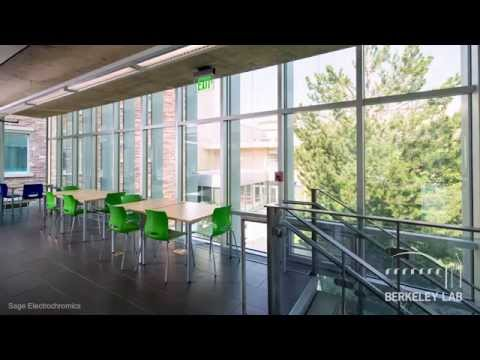 Smart Windows: Behind the Scenes @ Berkeley Lab
