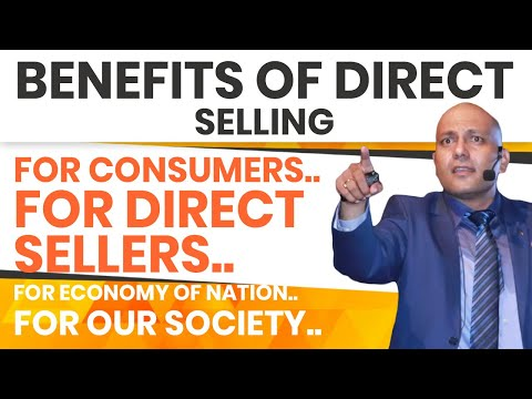 Benefits of Direct Selling