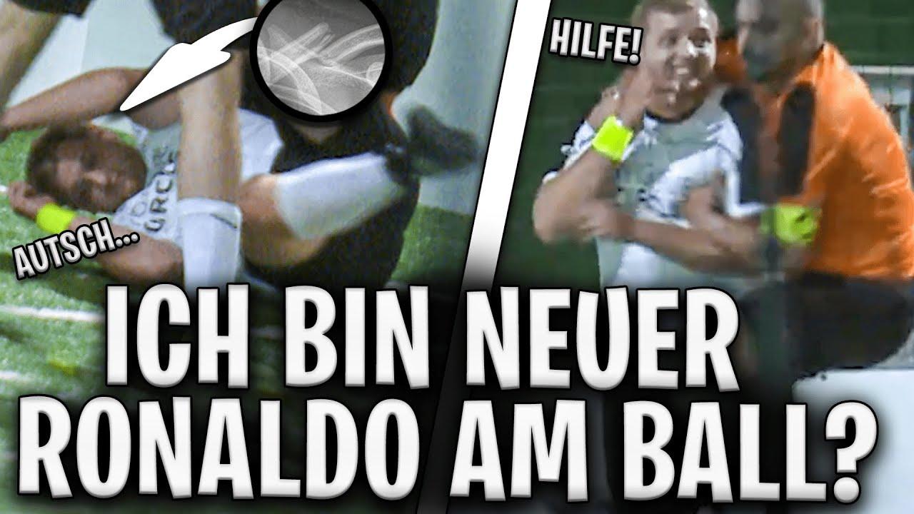 🔥😱XXL Streamer FUßBALLTURNIER Highlights | DOPPELTER Schlüsselbein BRUCH?! Teil 1 Highlights