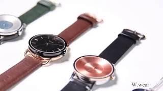 W.wear設計團隊 一只能穿的手錶