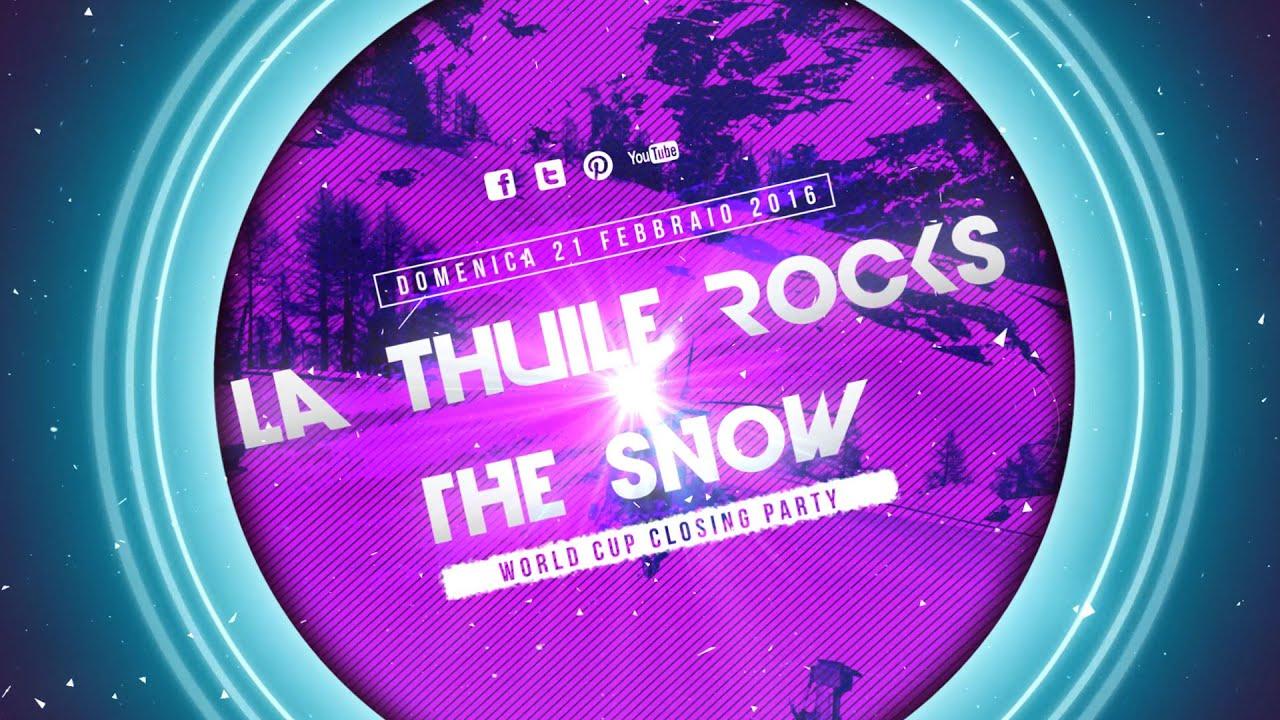 La thuile rocks the snow 21 febbraio 2016