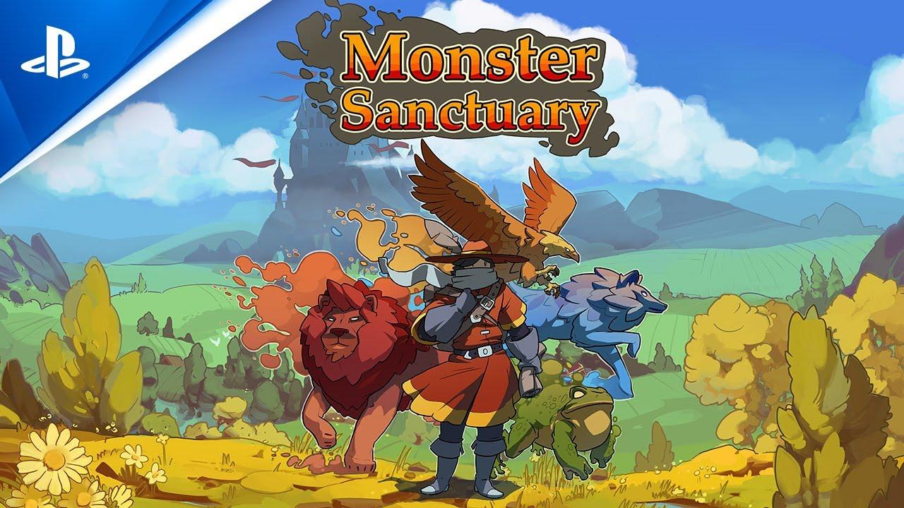 Monster Sanctuary   Announcement Trailer   PS4