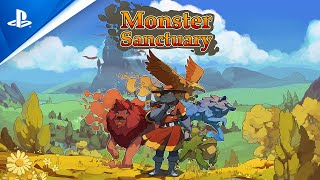 Monster Sanctuary | Announcement Trailer | PS4