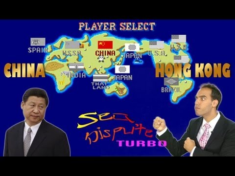 Hong Kong and China-One Country, Two Systems   China Uncensored