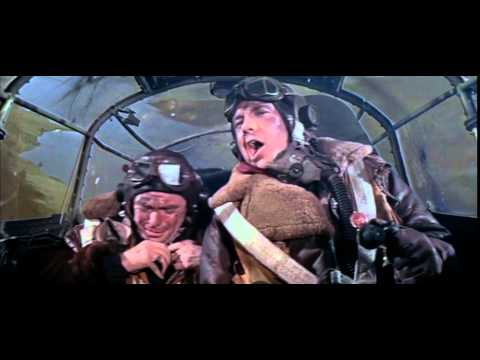 633 SQUADRON Movie Clip Music And Sound Effects Replaced