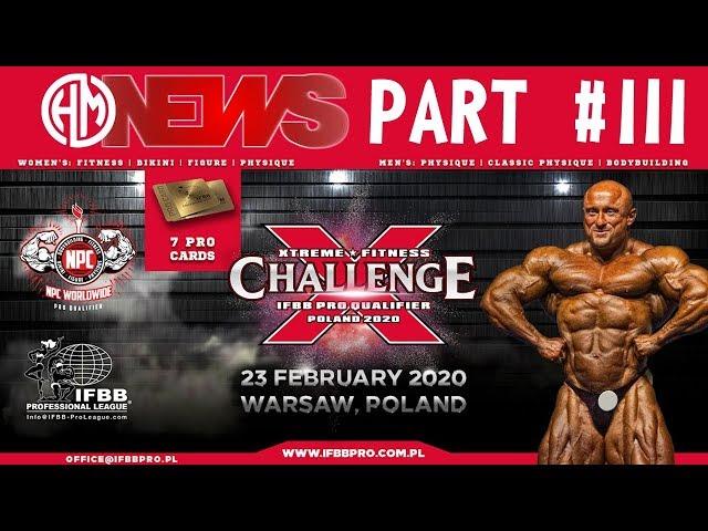 2020 International Xtreme Fitness Challenge - IFBB PRO Qualifier, BIKINI.