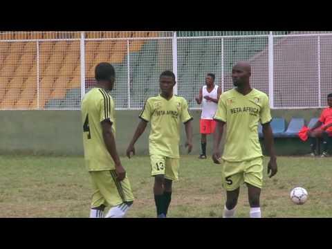 "BETA AFRICA FOOTBALL CLUB ""BETA ORANGE & BETA LEMON"" THRILLER"