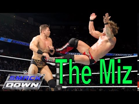 Information wrestling resumes on The Miz