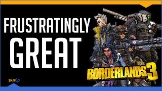 Borderlands 3 - The Review (Video Game Video Review)