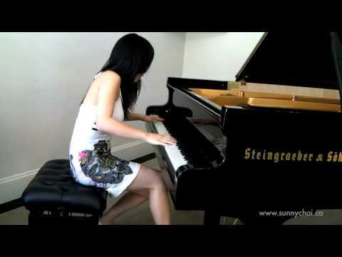 Rihanna feat. Eminem Love The Way You Lie Piano by Sunny Choi