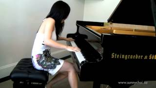 Rihanna feat. Eminem Love The Way You Lie Piano by Sunny Choi